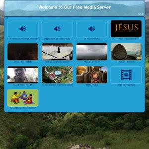 Screenshots-FreeMediaServer